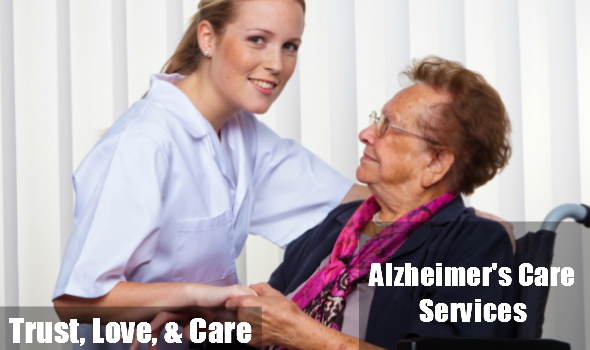 Alzheimer's and Dementia Care Slider